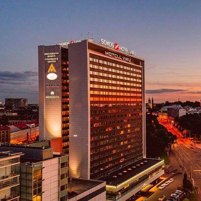 Majutus Viru hotellis IRONMAN 2021 ajal